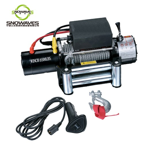 8500lbs Electric Winch