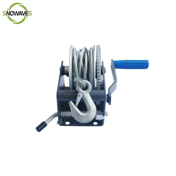 hand winch(cable) powder fixed