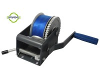 hand winches(webbing)powder removable(SW1500AW POWDER REMOVABLE)